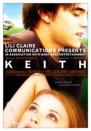 """Poster art for """"Keith."""""""