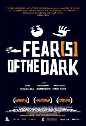 """Poster Art for """"Fear(s) of the Dark."""""""