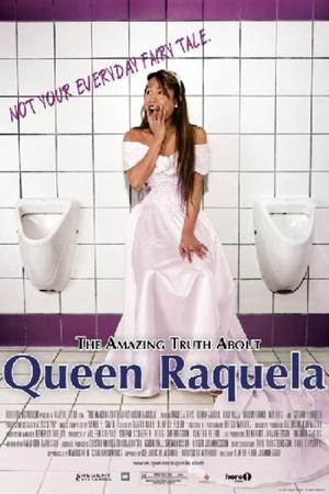 """Poster Art for """"The Amazing Truth About Queen Raquela."""""""