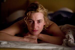 "Kate Winslet as Hanna Schmitz in ""The Reader."""