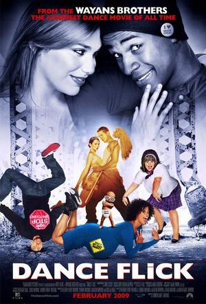 """Poster Art for """"Dance Flick."""""""