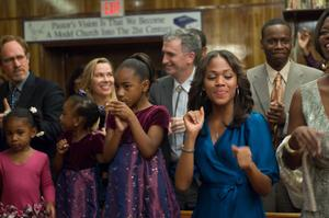 """Will Patton and Nicole Beharie in """"American Violet."""""""