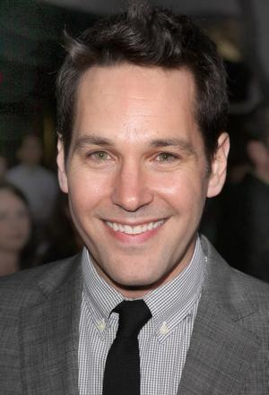 "Paul Rudd at the California premiere of ""I Love You, Man."""