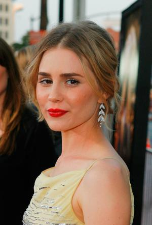 "Alison Lohman at the California premiere of ""Drag Me To Hell."""