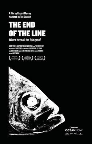 "Poster art for ""The End of the Line."""