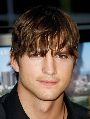 "Ashton Kutcher at the California premiere of ""Spread."""