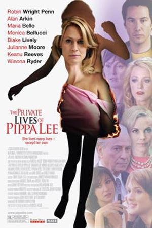 "Poster art for ""The Private Lives of Pippa Lee."""