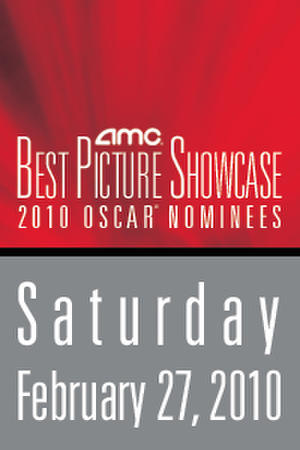 """Poster art for """"AMC Best Picture Showcase: 2010 Oscar® Nominees – February 27."""""""