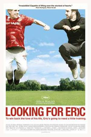 """Poster art for """"Looking for Eric."""""""