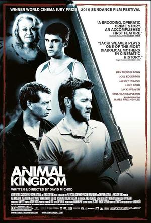 "Poster art for ""Animal Kingdom."""