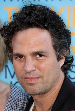 "Mark Ruffalo at the California premiere of ""The Kids Are All Right."""