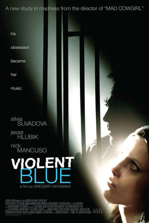 Violent Blue Movie Poster