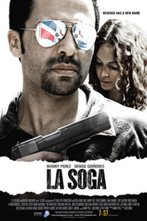 Poster art for 'La Soga.'