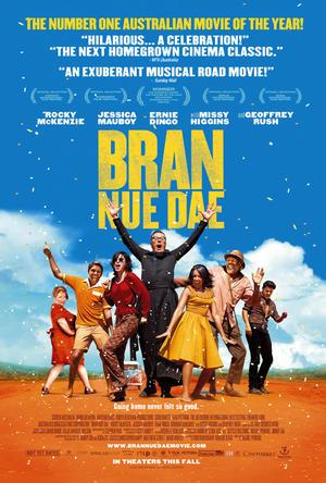 "Poster art for ""Bran Nue Dae"""