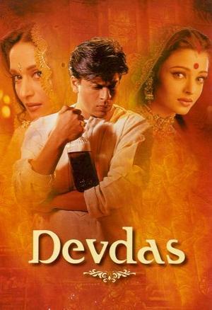 """Poster art for """"Devdas."""""""