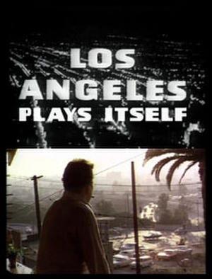 "Poster art for ""Los Angeles Plays Itself."""