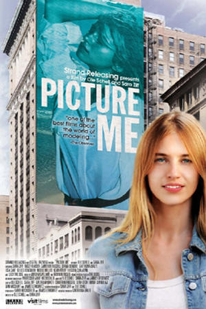 """Poster art for """"Picture Me."""""""