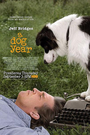 "Poster art for ""A Dog Year"""