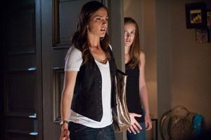 """Minka Kelly and Leighton Meester in """"The Roommate."""""""