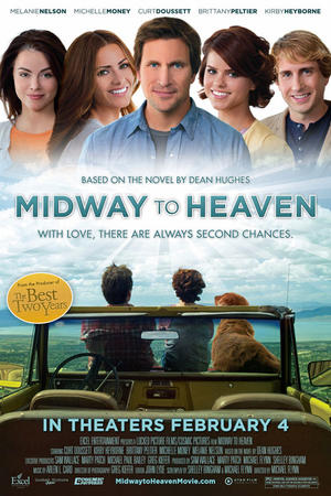 """Poster art for """"Midway to Heaven"""""""
