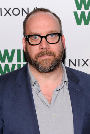 "Paul Giamatti at the New York premiere of ""Win Win."""