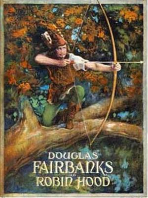 """Poster art for """"Robin Hood."""""""