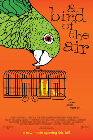 """Poster art for """"A Bird of the Air."""""""