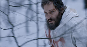 "Vincent Gallo in ""Essential Killing."""