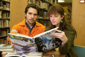 "Jackson Hurst and Rachel Nichols in ""A Bird of the Air."""