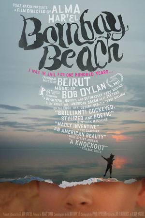 """Poster art for """"Bombay Beach."""""""