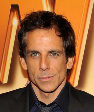 "Ben Stiller at the world premiere of ""Tower Heist"" in New York."