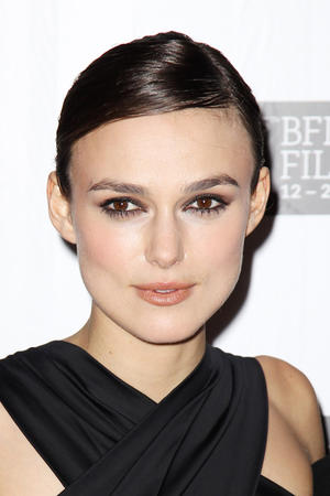 """Keira Knightley at the premiere of """"A Dangerous Method"""" 55th BFI London Film Festival in London."""