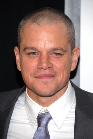"Matt Damon at the New York premiere of ""We Bought a Zoo."""