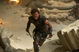 "Sam Worthington as Perseus in ""Wrath Of The Titans."""