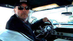 """Neil Young in """"Neil Young Journeys."""""""