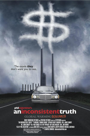 "Poster art for ""An Inconsistent Truth."""