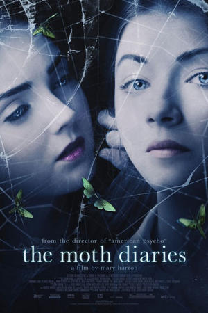 """Poster art for """"The Moth Diaries."""""""