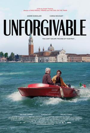 """Poster art for """"Unforgivable."""""""