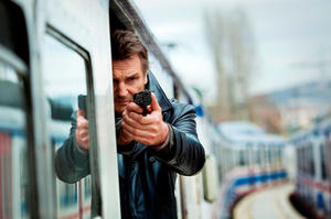 "Liam Neeson in ""Taken 2."""