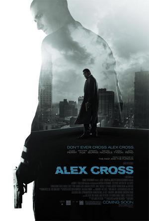"Poster art for ""Alex Cross."""
