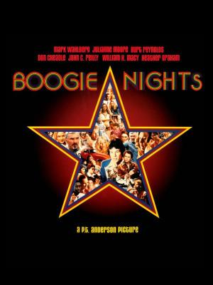 "Poster art for ""Boogie Nights."""