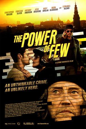 "Poster art for ""The Power of Few."""