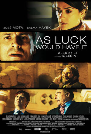 "Poster art for ""As Luck Would Have It."""