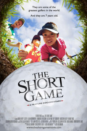 "Poster art for ""The Short Game."""