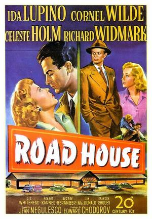 """Poster art for """"Road House."""""""