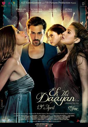 """Poster art for """"Ek Thi Daayan."""""""