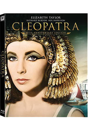 """Poster art for """"Cleopatra."""""""