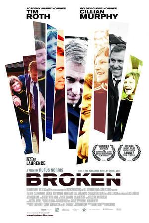"""Poster art for """"Broken."""""""