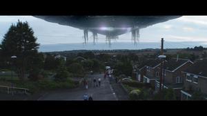 """A scene from """"Alien Uprising!"""""""