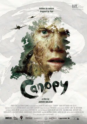 """Poster art for """"Canopy."""""""